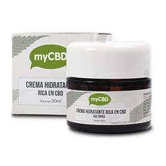 myCBD Crema 50ml 125mg