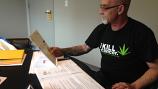 Cannabis terapy e cancro al polmone, testimonianza